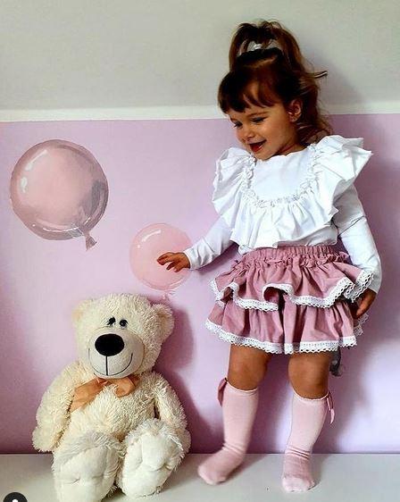 piękne ubranka dla dzieci